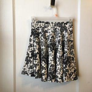 Dresses & Skirts - Floral Skater Skirt
